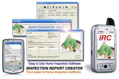 PDA Home Inspection Software - Reports